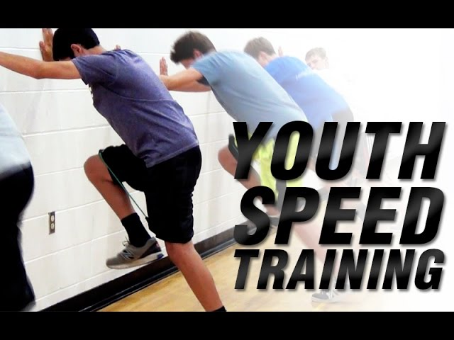 Best Youth Speed Training Drill | Youth Speed Training
