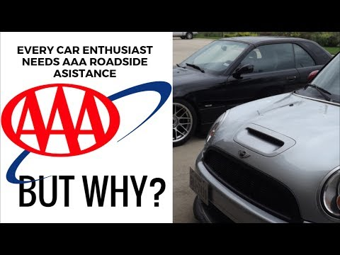 Why All Car Enthusiast Needs AAA Roadside assistance - The Breakdown