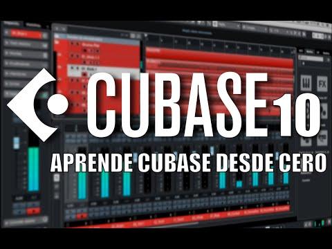 * STEINBERG CUBASE 10 PRO – [Aprende A Usar CUBASE Desde Cero] – Curso Cubase #1 | Estudiorl.cl