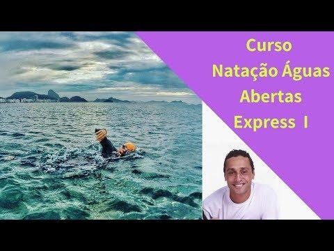 Curso Natação em Águas Abertas Express 2016 Modulo I