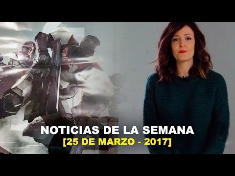 NOTICIAS: The WITCHER 4, Destiny 2, GUARDIANES de la Galaxia