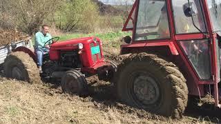 IMT 558 problemi sa blatom
