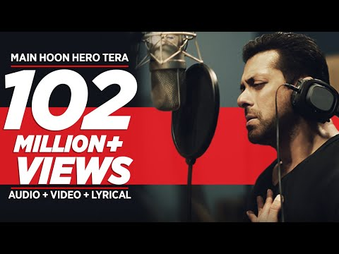 Thumbnail: 'Main Hoon Hero Tera' VIDEO Song - Salman Khan | Hero | T-Series
