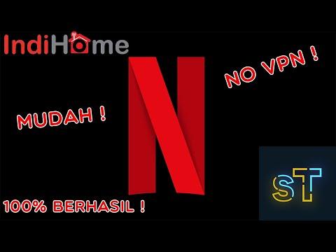 CARA MEMBUKA NETFLIX DI TV INDIHOME SECARA RESMI.