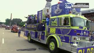 Blues celebrate first Stanley Cup title with Championship Parade