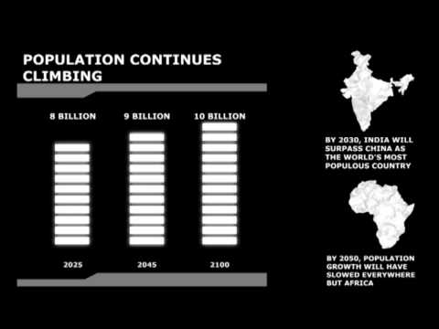 7 Billion People | HD Animation