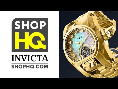 Shop HQ Online Live: Invicta 02.17 With Blair Christie