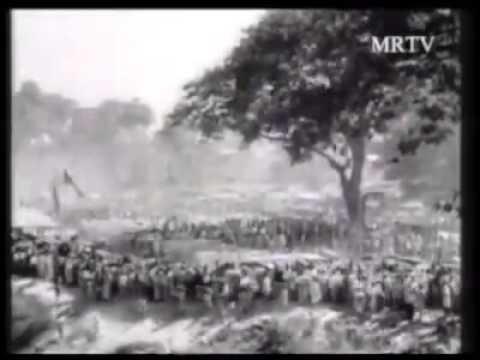 General Aung San Funeral