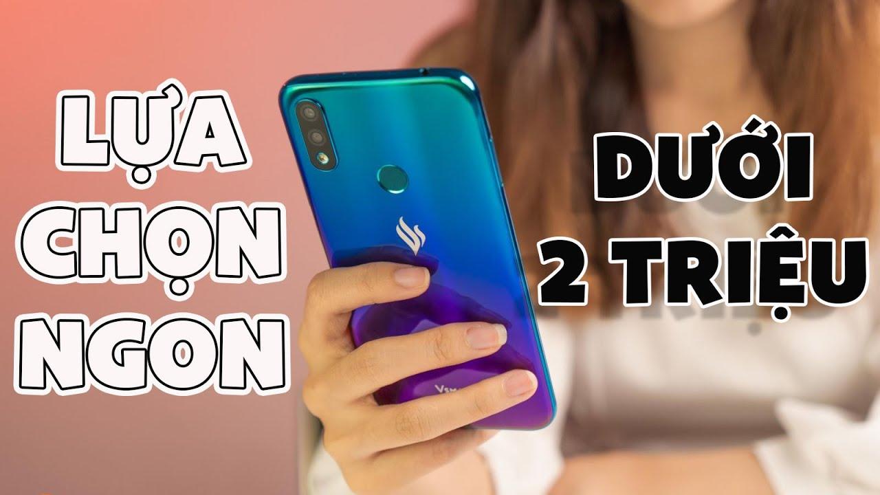 TOP 5 Smartphone ngon nhất giá dưới 2 triệu đồng