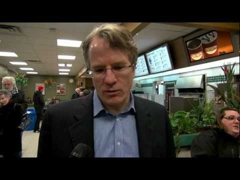 "Gerard Kennedy in Hamilton: On ""Gaming Modernization"" (Casino)"