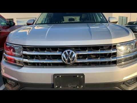 Used 2018 Volkswagen Atlas Atlanta Alpharetta, GA #V3477