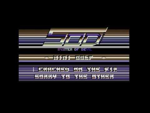 System Of Devil [SOD] intro - Mini Gold C64