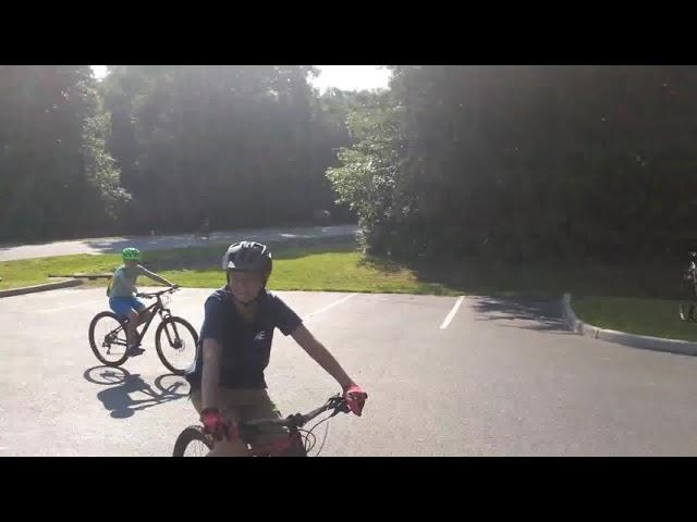GNC - Teens Bike Riding - 6/9/2018