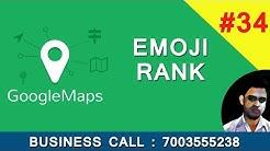 Google My Business New Emoji Search Results Rank Work in Hindi 34