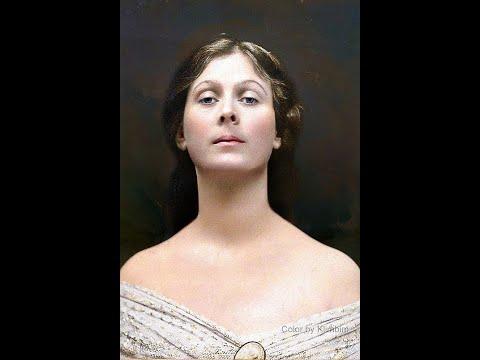 ISADORA DUNCAN (Año 1877) Pasajes de la historia (La rosa de los vientos)