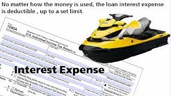 Deduct the Interest Expense for Home Equity Loans