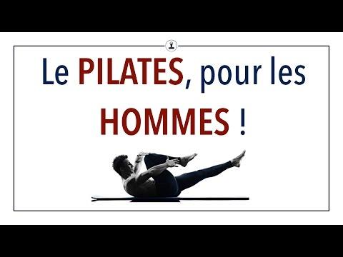 Le PILATES, c'est aussi pour les hommes ! (Studio Pilates et Yoga de Saint-Amand-les-eaux)