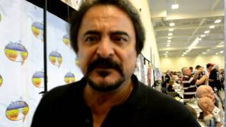 Interview with Tom Savini ...From Dusk Till Dawn, Django Unchained, Planet Terror