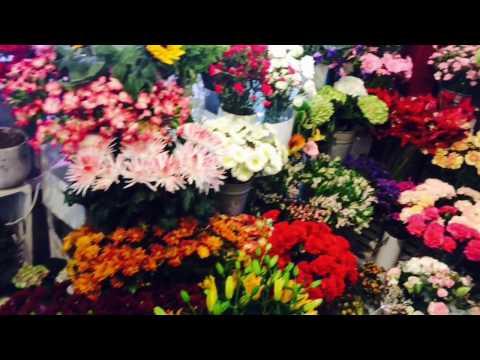 KAMPIN KUKKA: Flower store in Helsinki, Finland
