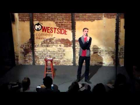 Dating a Russian (Stand Up Comedy)