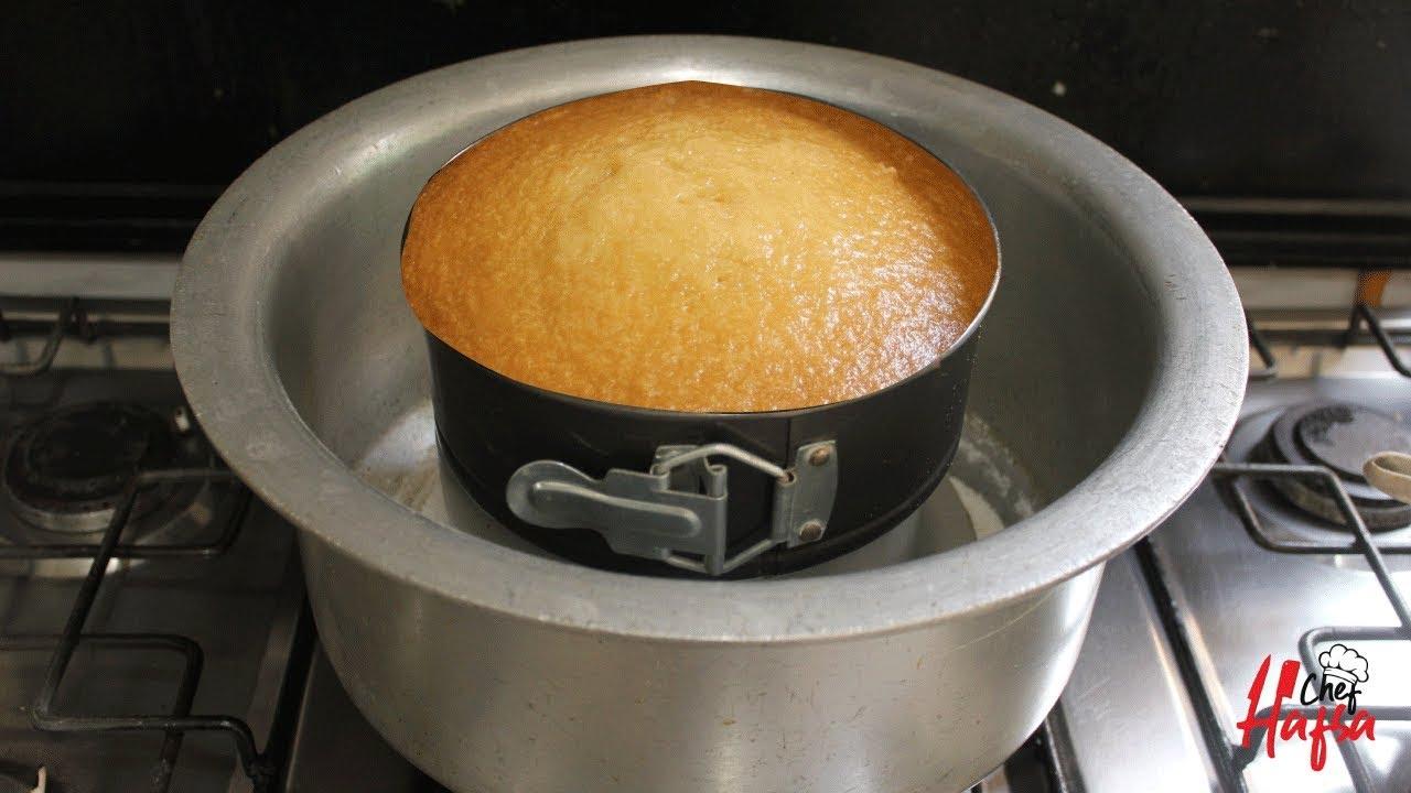 Vanilla Cake Recipe Easy No Butter
