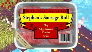 Stephen's Sausage Roll : This Melts Brains
