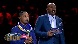 The only brother PLAY FAST MONEY! Will he win R75 000 for the family? | Family Feud South Africa