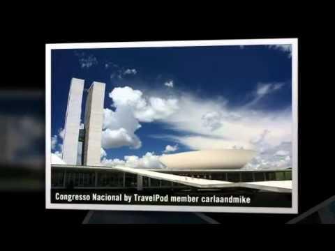 Congresso Nacional - Brasilia, Federal District, Brazil