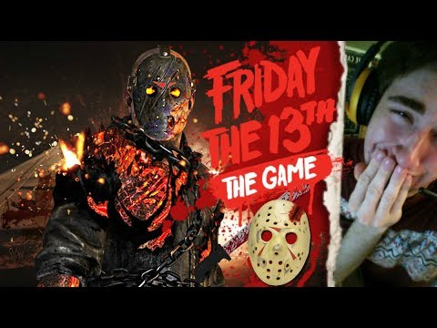 🔴 LIVE - FRIDAY THE 13TH: THE GAME 🔴 (NEW UPDATE)   INTERACTIVE STREAM   15k SUB HYPE