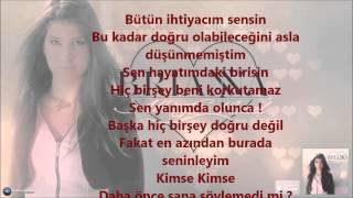 Brianna All I Need Lyrics Türkçe Anlamı