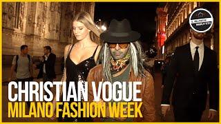 Il Milanese Imbruttito - CHRISTIAN VOGUE alla Milano Fashion Week