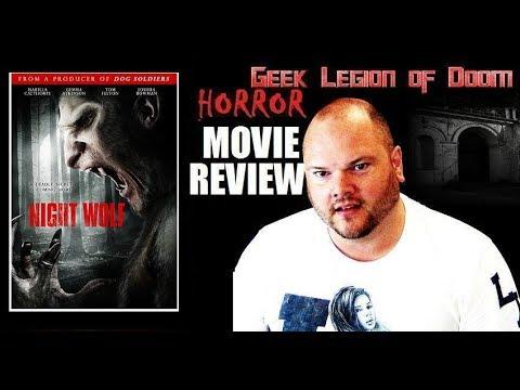 Download 13 HRS aka NIGHT WOLF ( 2010 Tom Felton ) Werewolf Horror Movie review