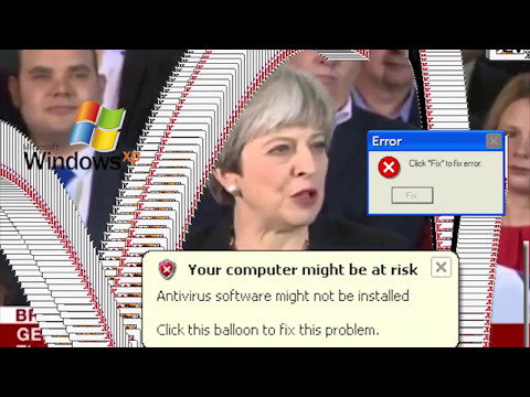 Windows XP. Strong and stable.