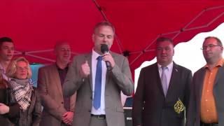 حزب مناهض للمهاجرين يتقدم خطوة في ألمانيا