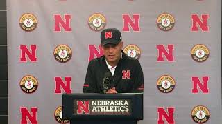 Mike Riley talks loss to Northern Illinois