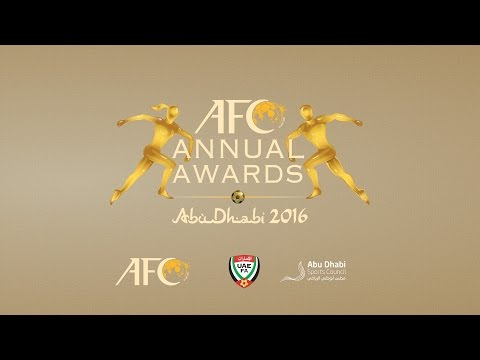 HIGHLIGHTS: AFC Annual Awards 2016 Abu Dhabi