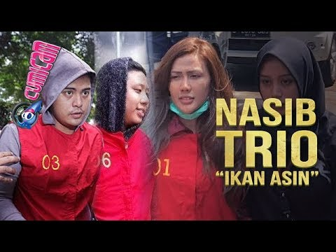 """Download Trio """"Ikan Asin"""" Resmi Ditahan, Kumalasari Menangis - Cumicam 13 Juli 2019 Mp4 baru"""