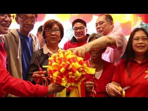 Hap Chan Porta Vaga Mall Baguio Grand Opening
