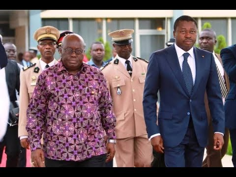 Togo President Goes After Professor Who Asked Him To Step Do