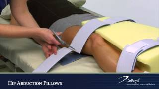 Hip Abduction Pillows
