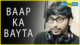 RJ பாலாஜி - Baap Ka Bayta | Best Of Cross Talk With R J Balaji