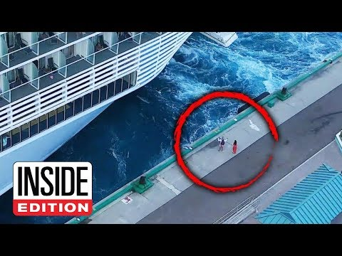 Rich Kaminski - Couple Tries To Stop Cruise Ship From Leaving Them Behind