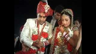 Bigg Boss Winner Juhi Parmar's Wedding With Sachin Shroff