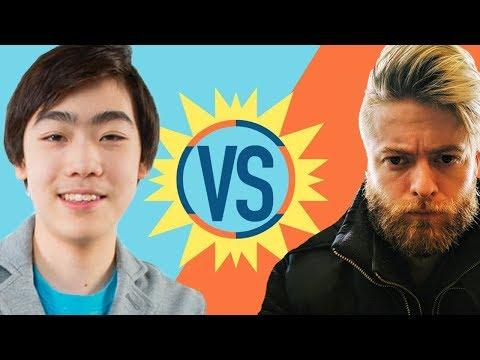 Aman Hambleton vs Andrew Tang BULLET MATCH