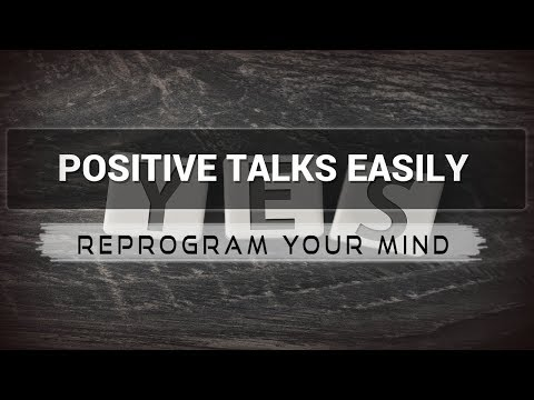 Positive Self Talks affirmations mp3 music audio - Law of attraction - Hypnosis - Subliminal