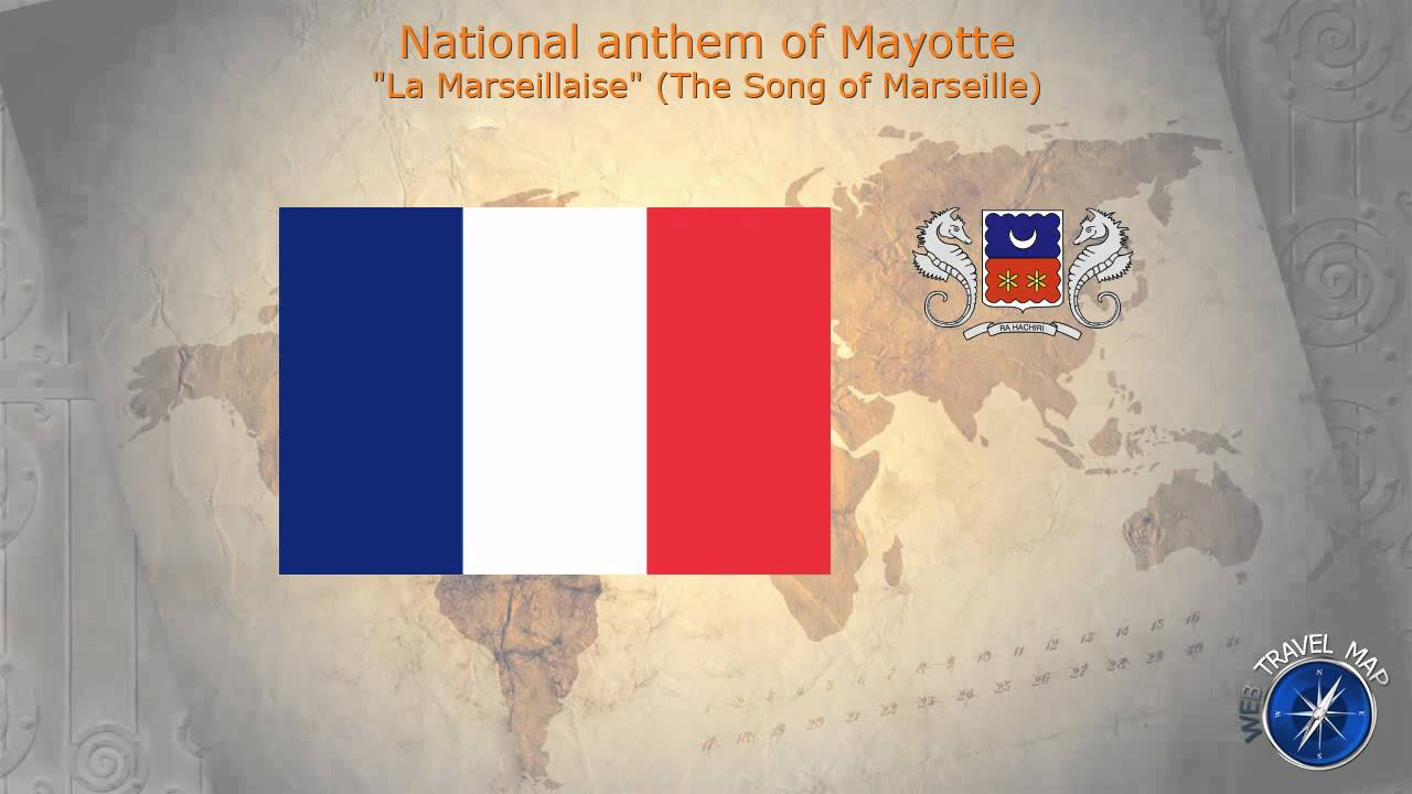 Mayotte National Anthem