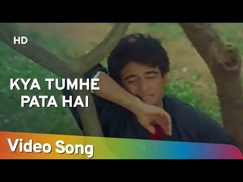 Kya Tumhe Pata Hai  Dil Hai Betaab 1993  Udit Narayan  Popular Laxmikant Pyarelal Hits
