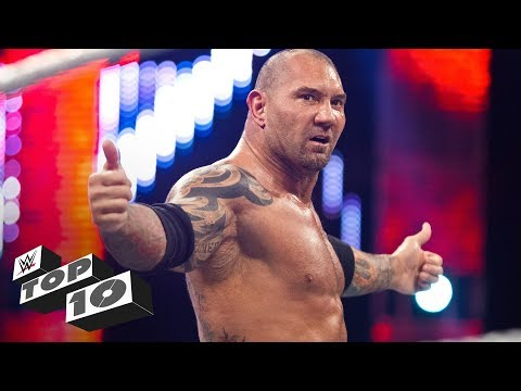 Batista's nastiest beatdowns: WWE Top 10, March 2, 2019