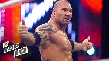 Batista's nastiest beatdowns: WWE Top 10, March 2, 2019