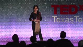 A Romantic Country Woman: Saba Nafees At Tedxtexastechuniversity